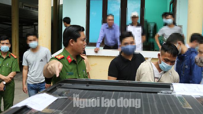 Hành trình truy bắt nhóm người buôn bán, vận chuyển hơn 307 kg ma túy  - Ảnh 5.