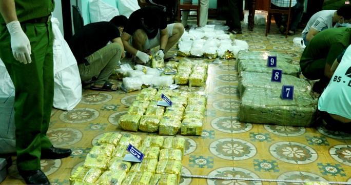 Hành trình truy bắt nhóm người buôn bán, vận chuyển hơn 307 kg ma túy  - Ảnh 3.