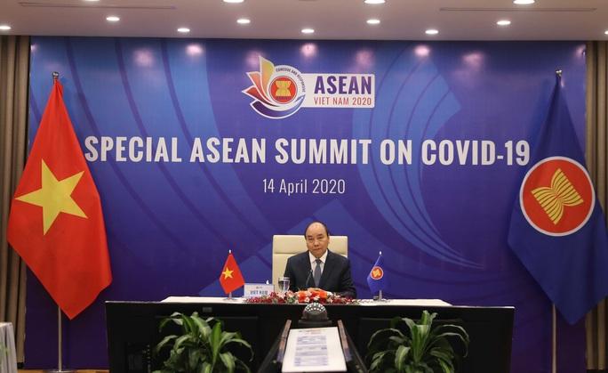 Trung Quốc, Nhật Bản, Hàn Quốc cùng ASEAN bàn ứng phó dịch bệnh, phục hồi kinh tế - Ảnh 2.