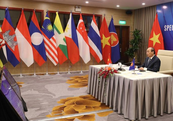 Trung Quốc, Nhật Bản, Hàn Quốc cùng ASEAN bàn ứng phó dịch bệnh, phục hồi kinh tế - Ảnh 3.