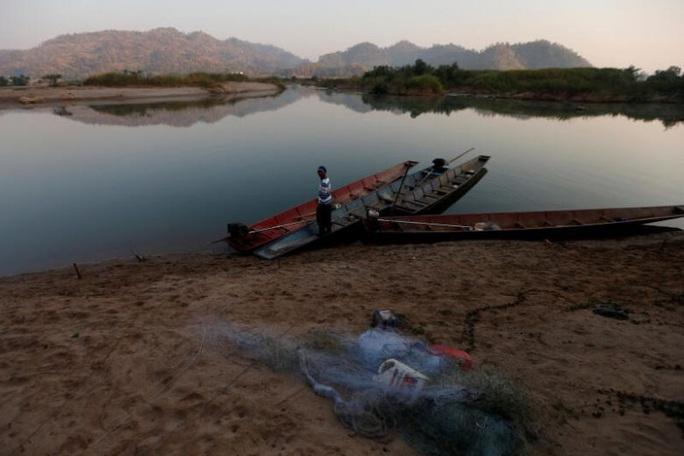 Nghiên cứu Mỹ tố Trung Quốc chặn nước sông Mekong trong mùa hạn - Ảnh 1.