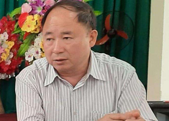 Bắt Phó giám đốc Sở Tài nguyên và Môi trường tỉnh Lạng Sơn - Ảnh 1.