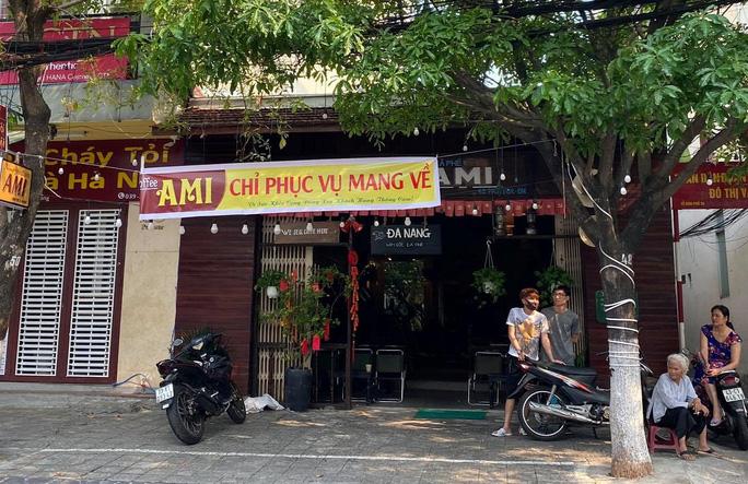 Đà Nẵng: Hàng ăn uống được phép bán qua mạng, bán mang về từ 16-4 - Ảnh 1.