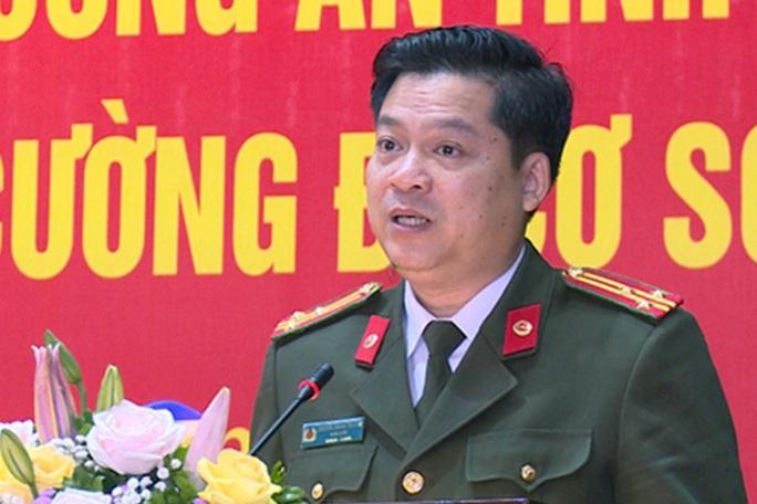 Giám đốc Công an Thái Bình: Sẽ giải tỏa dư luận có ai đứng sau, bao che cho Đường Nhuệ hay không - Ảnh 1.