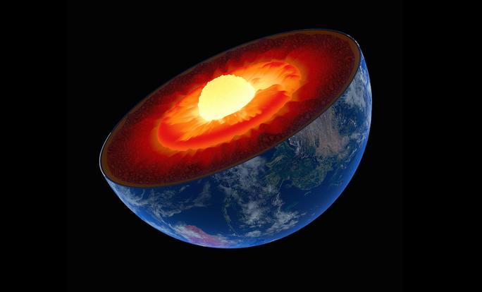 Trái đất đang bị rò rỉ, phun lên dung nham đầy sắt? - Ảnh 1.