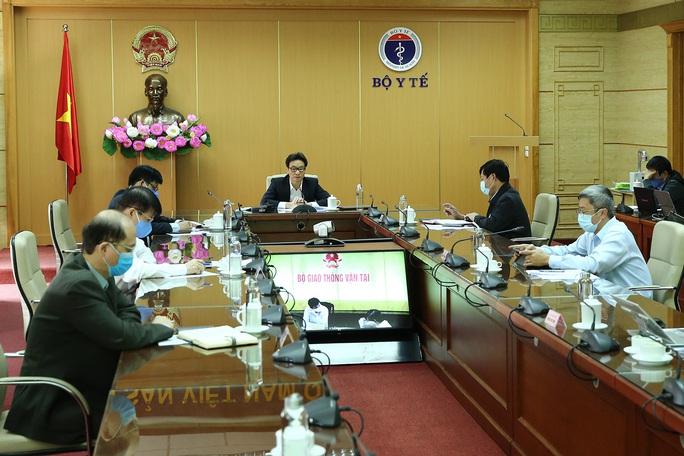 Ban chỉ đạo phòng chống dịch kiến nghị Thủ tướng về việc tiếp tục thực hiện cách ly xã hội - Ảnh 1.