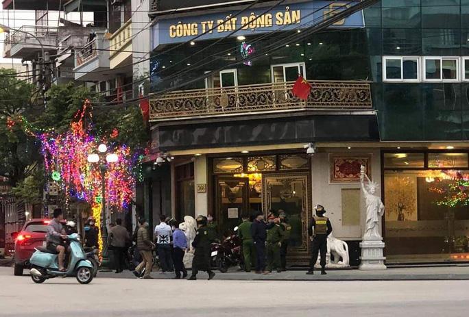 Vụ án Đường Nhuệ: Bắt 4 cán bộ Sở Tư pháp, Sở TN-MT tỉnh Thái Bình - Ảnh 1.