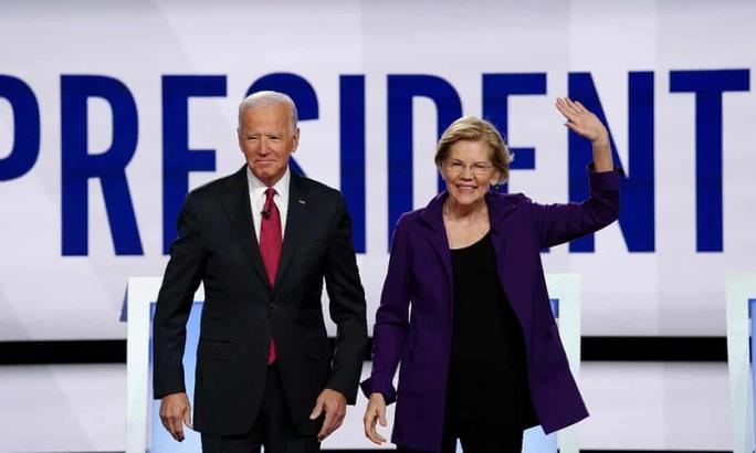 Nhiều người Mỹ ủng hộ ông Joe Biden làm tổng thống - Ảnh 1.