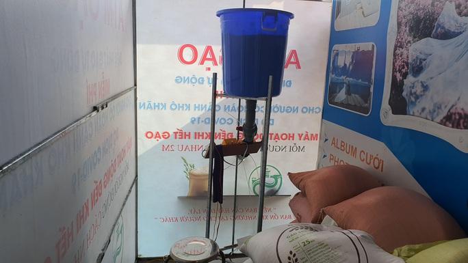 ATM gạo đã có mặt tại Cần Thơ, Long An - Ảnh 6.