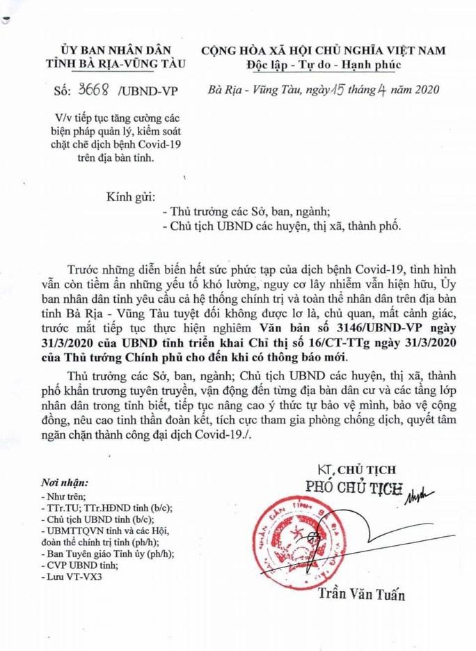 Nhiều địa phương ở tỉnh Bà Rịa - Vũng Tàu kiến nghị cho tắm biển - Ảnh 2.