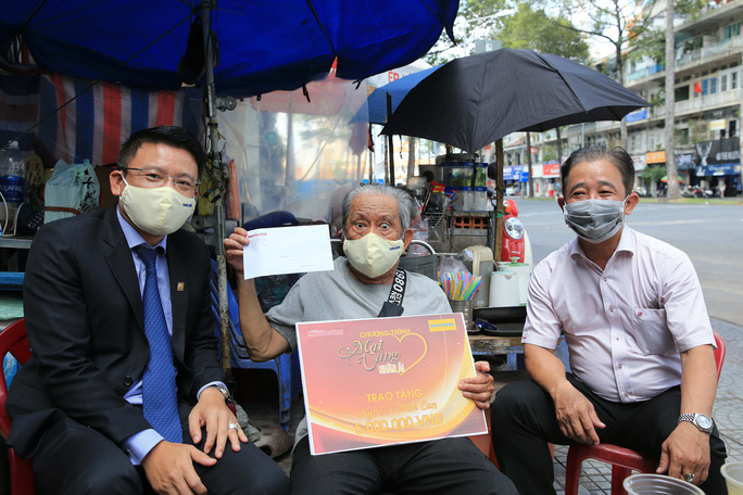 Mai Vàng nhân ái hỗ trợ nghệ sĩ Mạc Can, Kim Giác, Chấn Đạt trong dịch Covid -19 - Ảnh 2.