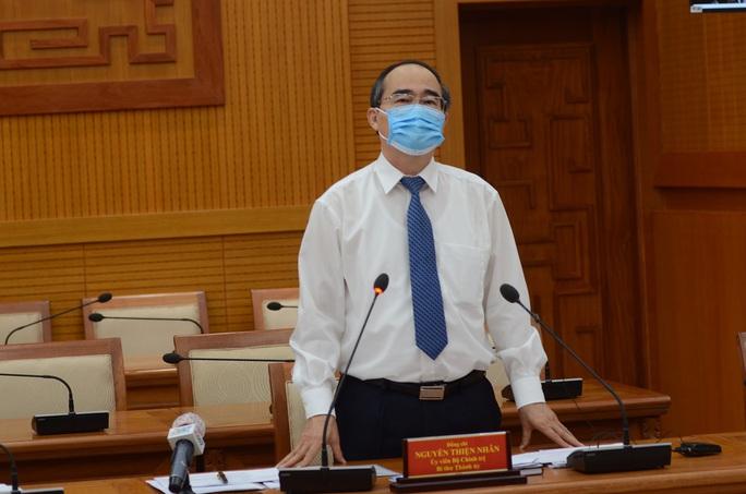 Hội nghị Thành ủy TP HCM lần thứ 40 bàn nhiều vấn đề quan trọng - Ảnh 1.