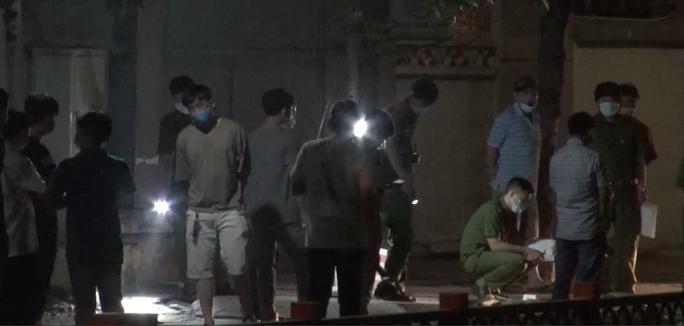 Bao tải chứa xác người ở Gò Vấp được xác định do 1 người đàn ông đem đến vứt - Ảnh 1.