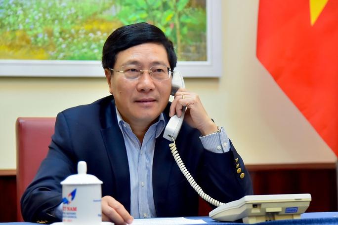 Ngoại trưởng Úc khẳng định tạo điều kiện để du học sinh Việt Nam yên tâm học tập - Ảnh 1.