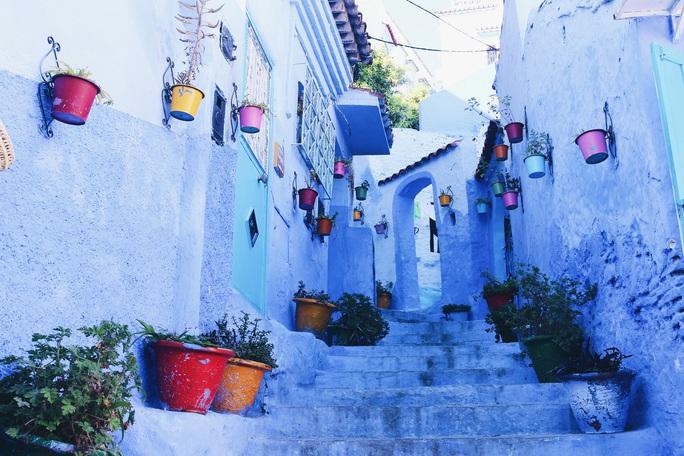 Lạc lối ở mê cung Morocco - Ảnh 9.