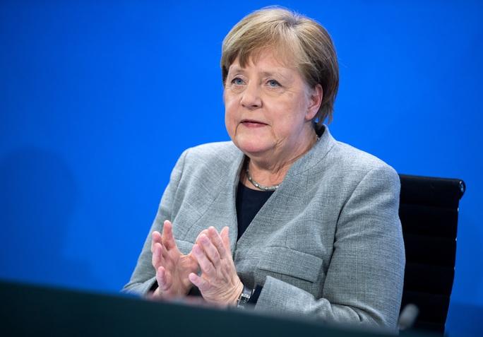 Giữa đại nạn Covid-19, người Đức lại hướng về bà Merkel - Ảnh 1.