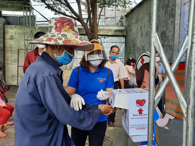 3 ATM gạo cho người khó khăn ở Đồng Nai - Ảnh 2.
