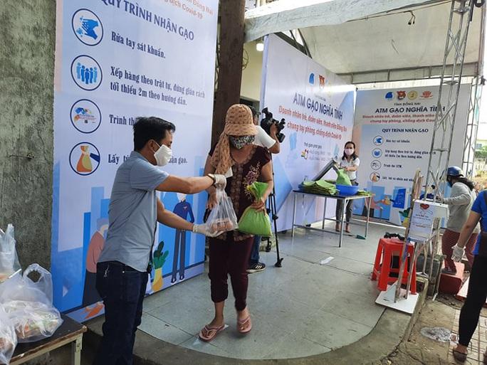 3 ATM gạo cho người khó khăn ở Đồng Nai - Ảnh 6.