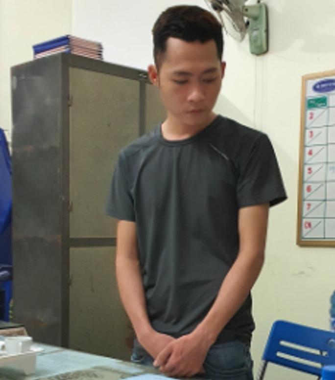 Công an Quảng Ngãi bắt 2 tên cướp ngân hàng ở Quảng Nam - Ảnh 3.
