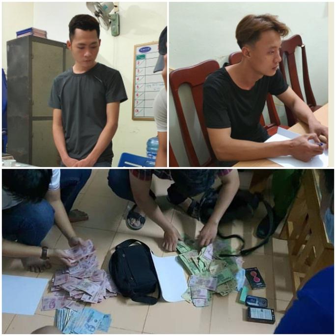 Hành trình truy nóng 2 đối tượng cướp ngân hàng ở Quảng Nam - Ảnh 1.