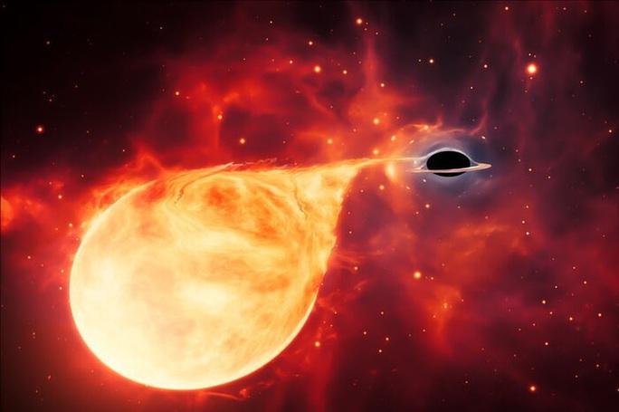 Choáng váng quái vật vũ trụ bằng 50.000 lần mặt trời - Ảnh 1.