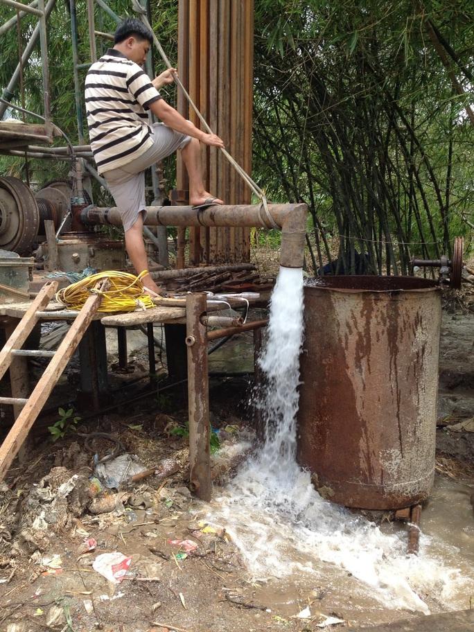 Đề xuất miễn tiền cấp quyền khai thác tài nguyên nước trong dịch Covid-19 - Ảnh 2.