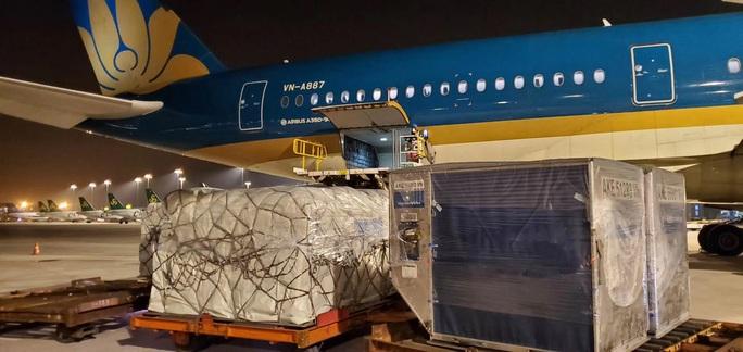 Hàng không tăng vận chuyển hàng hoá, đưa người nước ngoài về nước - Ảnh 1.