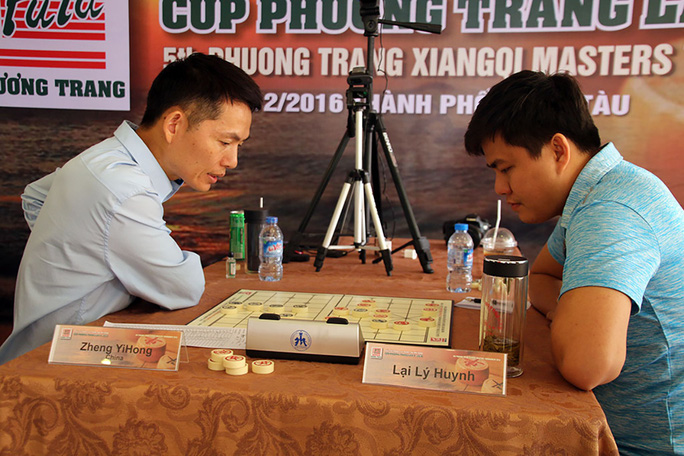 Cúp Cờ tướng quốc tế Phương Trang tái xuất - Ảnh 1.