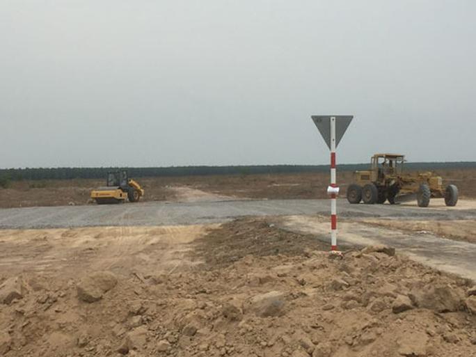 Gấp rút triển khai xây sân bay Long Thành - Ảnh 1.