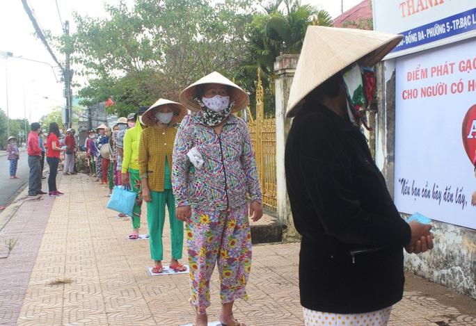 """""""ATM gạo"""" giúp mát lòng người nghèo vùng hạn mặn ở Cà Mau, Bạc Liêu và Kiên Giang - Ảnh 20."""