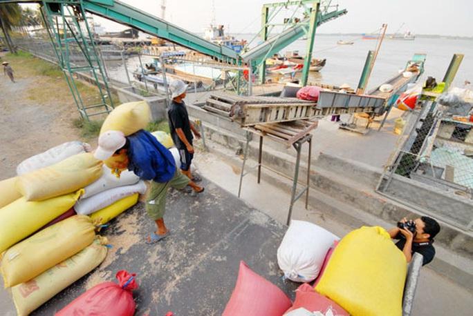 Gỡ khó cho xuất khẩu gạo, thanh tra tiêu cực, trục lợi để báo cáo Thủ tướng - Ảnh 1.