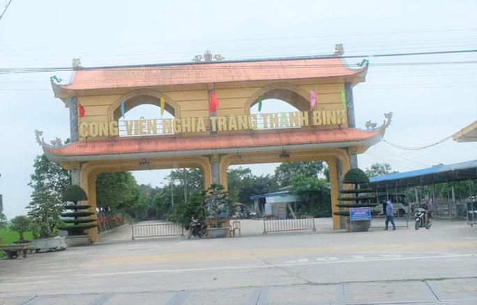 Đường Nhuệ và sự thật ở Hiệp hội Hỏa táng Thái Bình - Ảnh 1.