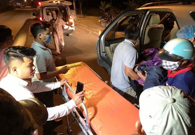Bộ Y tế yêu cầu báo cáo vụ tai nạn giao thông nguy kịch, gọi điện 115 không nghe máy - Ảnh 3.