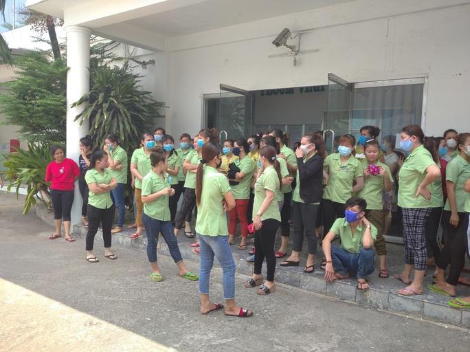 Gần 600 công nhân Công ty TNHH Yesum Vina mất việc  - Ảnh 1.