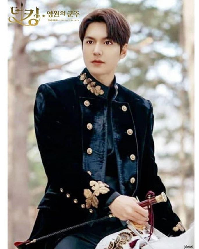 Lee Min-ho trở lại! - Ảnh 1.