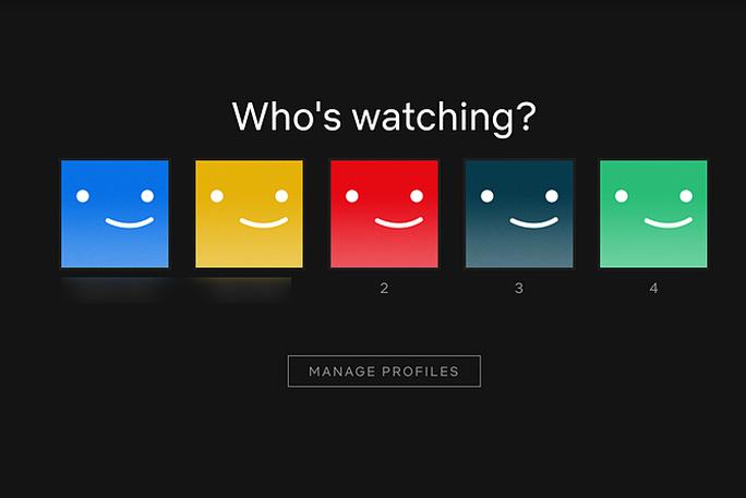 Nạn mua bán lậu tài khoản Netflix nở rộ - Ảnh 1.