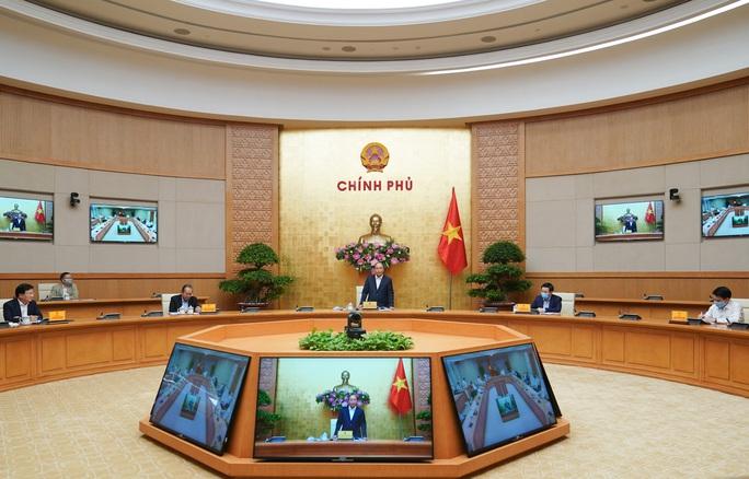 Làm việc với Hà Nội, Thủ tướng nhắc vụ Đồng Tâm, đường sắt Cát Linh-Hà Đông - Ảnh 1.