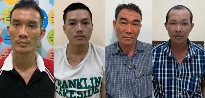 Gần 2 tháng đeo bám, bắt giữ đối tượng Huỳnh Tri Thức - Ảnh 1.