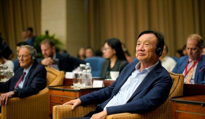 Người sáng lập Huawei: Tôi chỉ là lãnh đạo bù nhìn - Ảnh 1.