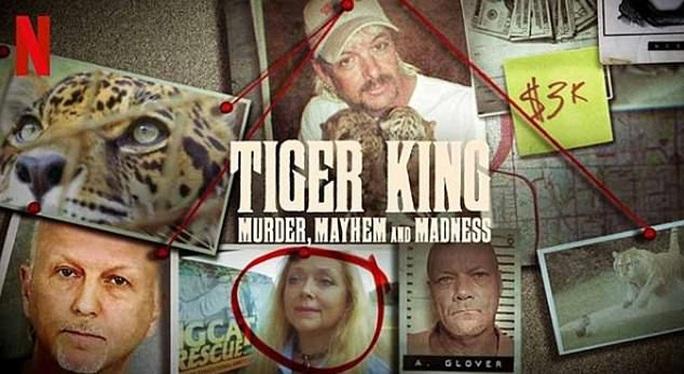 Sao Tiger king ngủ với... súng AK-47 vì nhận 50 lời dọa giết mỗi ngày - Ảnh 3.