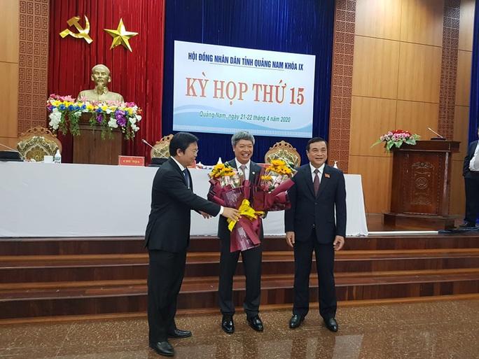 Ông Hồ Quang Bửu giữ chức Phó Chủ tịch UBND tỉnh Quảng Nam - Ảnh 1.