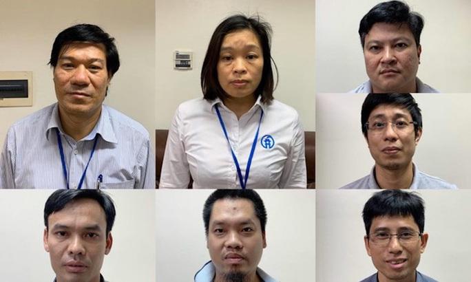Thổi giá thiết bị phòng dịch, giám đốc CDC Hà Nội bị bắt - Ảnh 1.