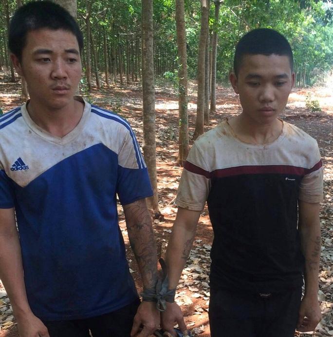 Đang đi đường, 2 thiếu nữ bị nhóm thanh niên khống chế, đưa đi hiếp dâm - Ảnh 1.
