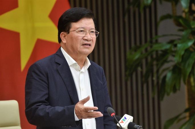 Phó Thủ tướng kết luận về xuất khẩu gạo, yêu cầu không để lợi dụng chính sách - Ảnh 1.