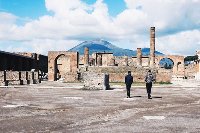 Pompeii trở lại từ bóng tối - Ảnh 1.