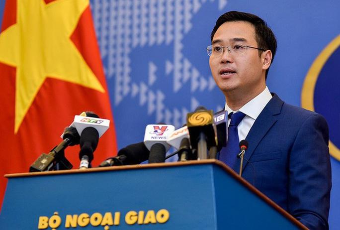 Phản ứng của Việt Nam về công hàm ngày 17-4 của Trung Quốc gửi Tổng thư ký LHQ - Ảnh 1.