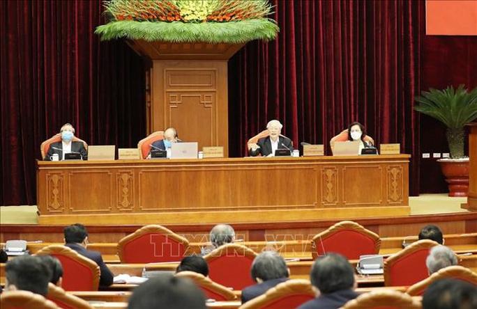 Chùm ảnh Tổng Bí thư, Chủ tịch nước Nguyễn Phú Trọng chủ trì Hội nghị cán bộ toàn quốc - Ảnh 4.