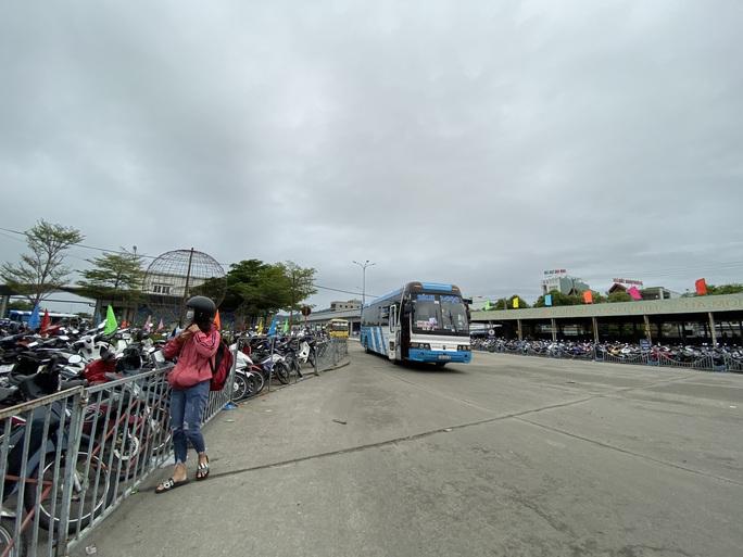 Đà Nẵng: Xe khách liên tỉnh được hoạt động lại - Ảnh 1.