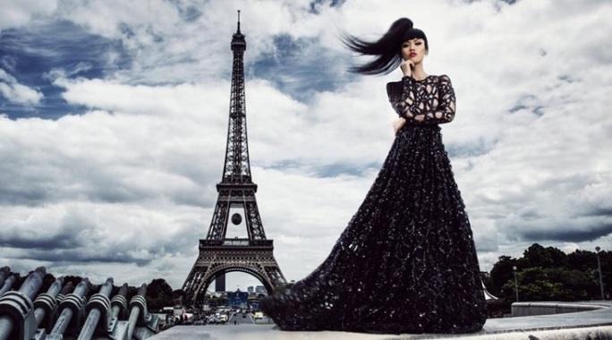 Siêu mẫu quốc tế Jessica Minh Anh phấn khích tham gia phim hành động 578: Phát đạn của kẻ điên - Ảnh 3.