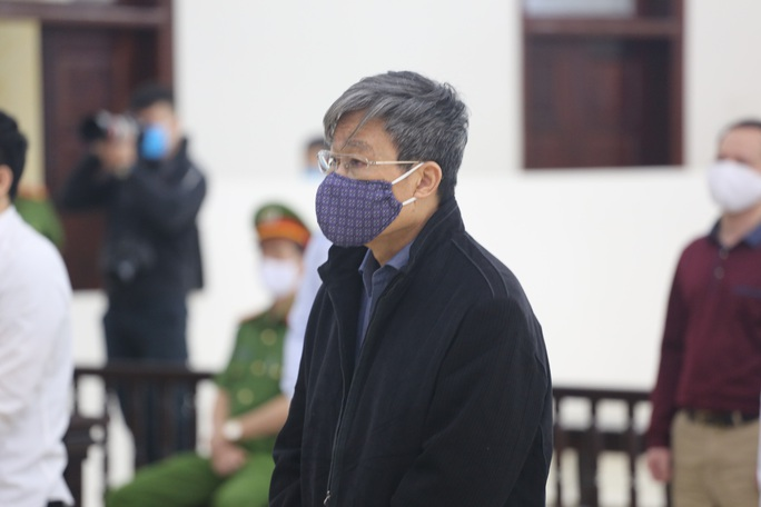 Ông Nguyễn Bắc Son thừa nhận đây là vụ án có số tiền nhận hối lộ đặc biệt, chưa từng có - Ảnh 1.